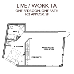 live work lofts