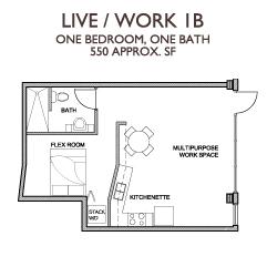 live work lofts